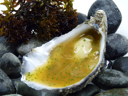 oyster in suquet