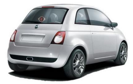 Fiat 500 Xpress