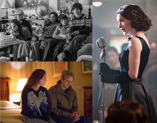 'Roma', 'The Americans' y 'La maravillosa Sra. Maisel' triunfan en los premios de la crítica estadounidense