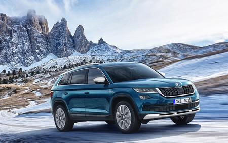 Škoda Kodiaq Scout: la variante campera del SUV checo pone rumbo al Salón de Ginebra