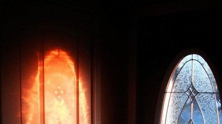 Imagen de la semana: el ojo de Sauron y 'Portal', extraña e impactante mezcla