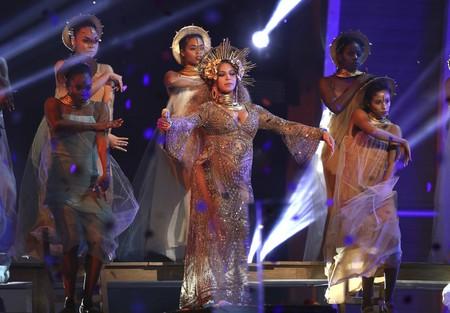 Beyonce Grammy 1