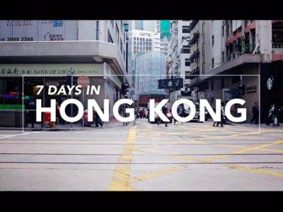 Vídeos inspiradores: siete días en la superpoblada Hong Kong