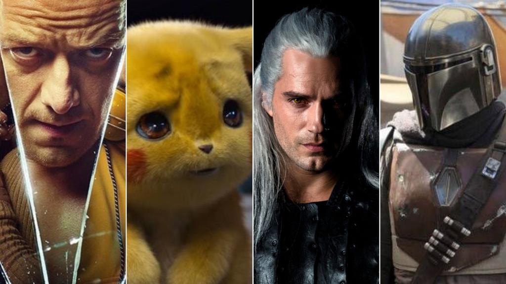 49 películas y series que nos harán celebrar la llegada de 2019