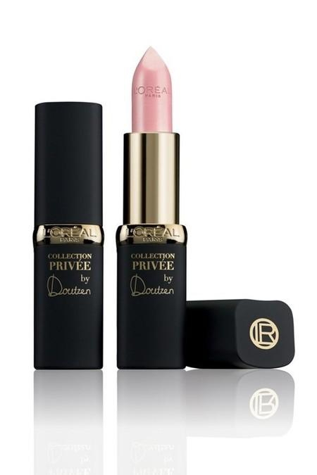Probamos dos tonos de labiales de la Color Riche Collection Privée de L'Oréal