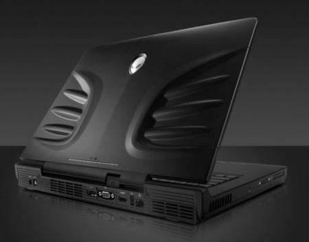 Alienware M17, compatible con CrossfireX