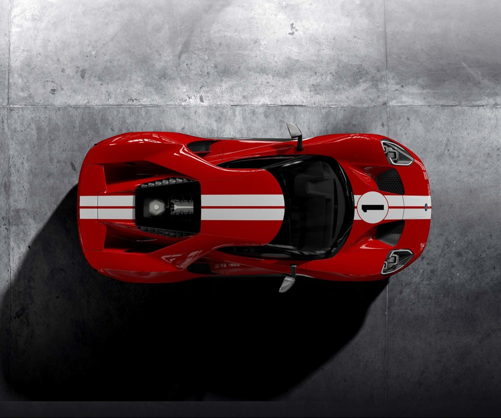 Ford Gt 67 Heritage Edition 8