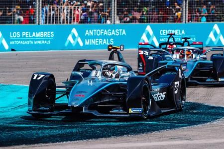 De Vries Vandoorne Chile Formula E 2020