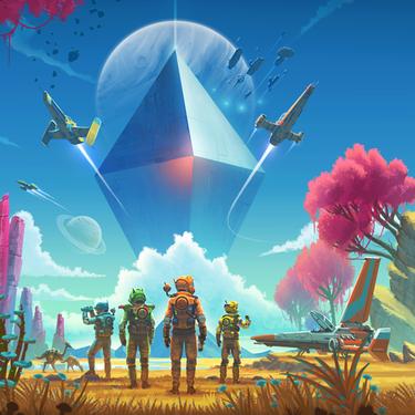 Aquí tienes el tráiler de No Mans' Sky NEXT: multijugador, juego en tercera persona y más