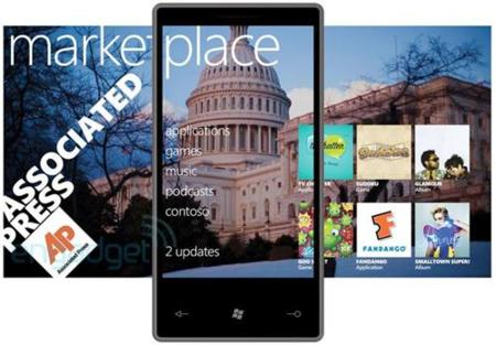 Windows Phone Market Place, la tienda de aplicaciones para Windows Phone 7 Series