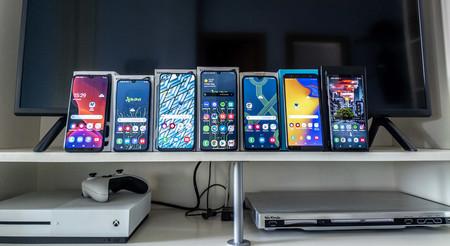 En busca de los mejores móviles Samsung (2020): guía de compra en función de presupuesto, gustos y calidad precio