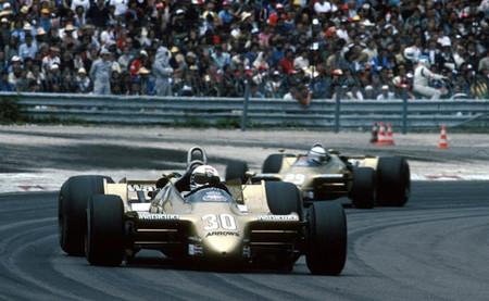 Arrows A2 Dijon 1979