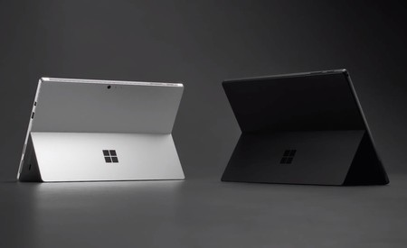 Microsoft Surface Pro 6, más potencia en su interior y ahora en un acabado negro mate