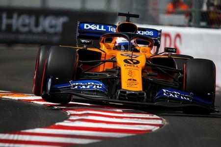 Sainz Monaco Formula1 2019