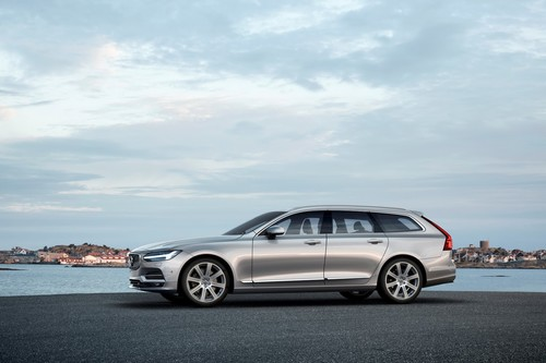 Volvo V90 Estate 2017, el gran regreso de la Station Wagon sueca