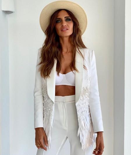 Desde Letizia a Sara Carbonero: el traje blanco en el que invertir esta temporada