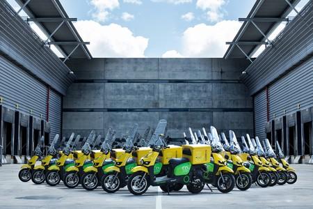 Moto Electrica Correos