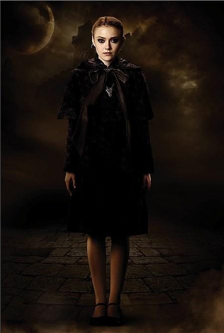 Foto de 'Luna nueva', nuevas imágenes de Bella y los Volturi (4/9)