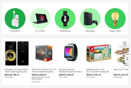Productos de oferta y descuento en eBay México