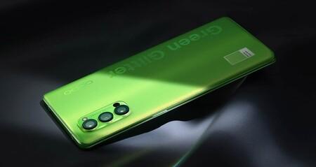 Oppo Reno4 Pro Green