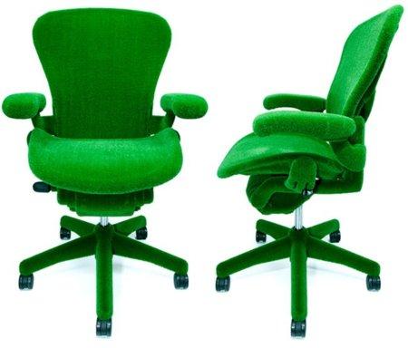 Ya puedes pisar el césped sin moverte de la silla