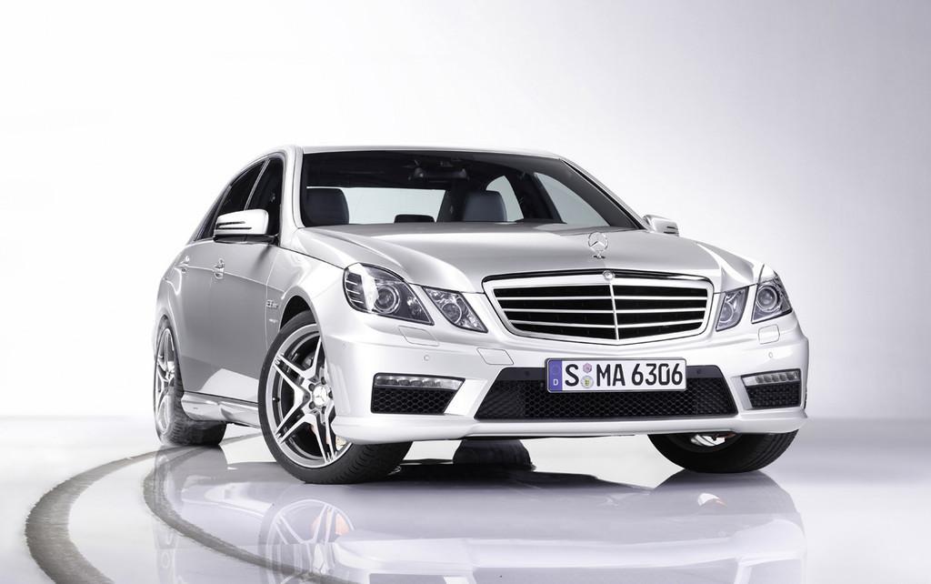 Foto de Mercedes-Benz E 63 AMG (1/13)