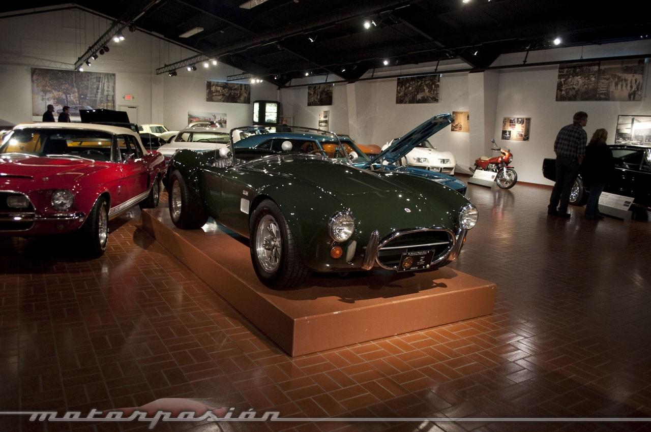 Foto de Gilmore Car Museum (28/61)