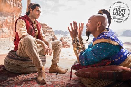 Aladdin y el Genio