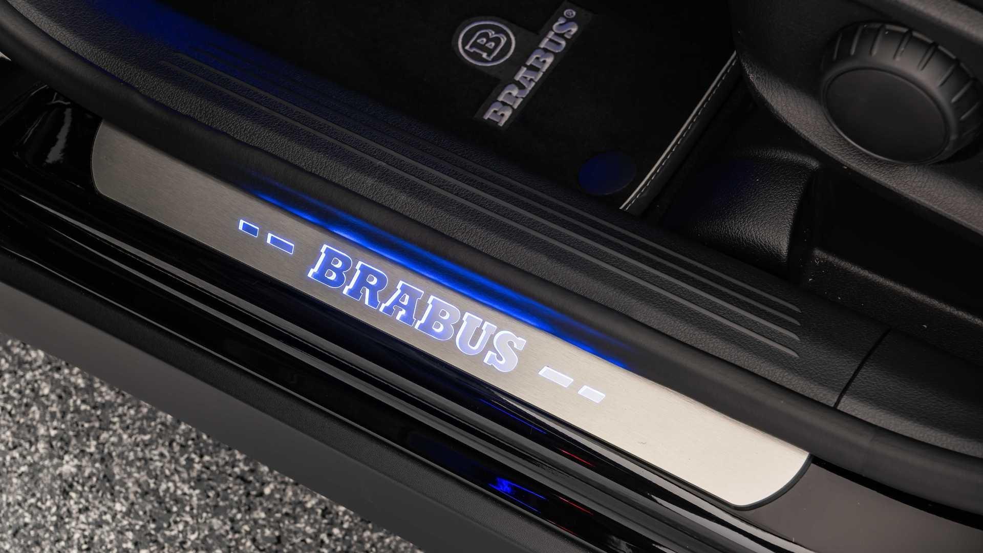 Foto de Mercedes-Benz GLB by Brabus (24/27)