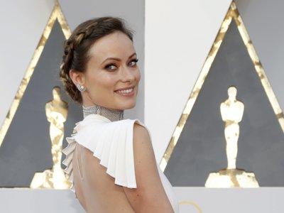 La trenza corona de Olivia Wilde convence en los Oscars 2016