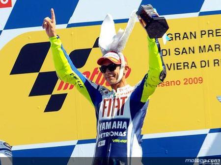 MotoGP'09: lo mejor y lo peor de Misano