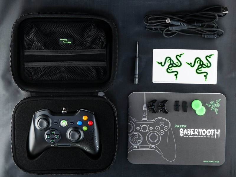 Foto de Razer Sabertooth para Xbox 360 (17/17)