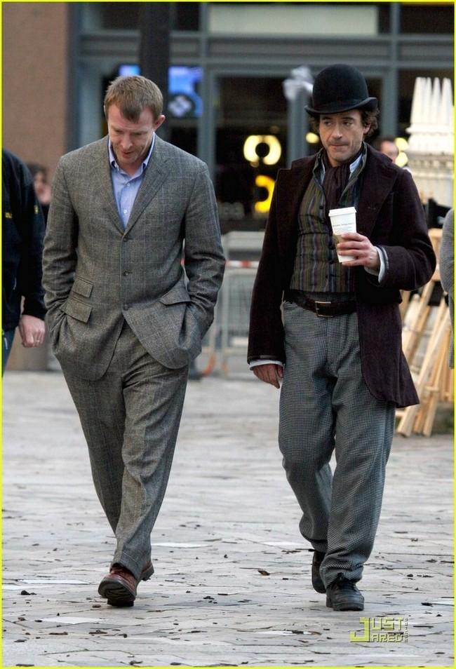Foto de Sherlock Holmes, primeras imágenes (1/6)