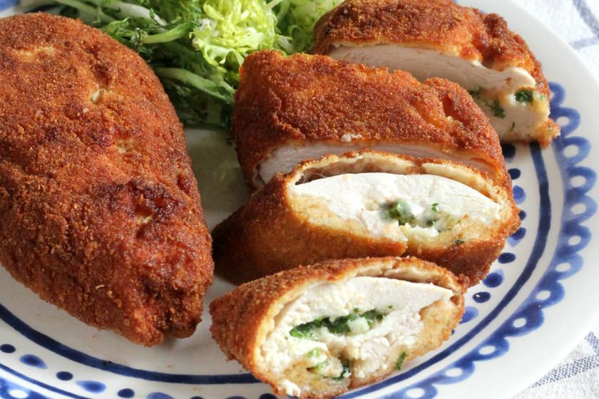 Pollo a la Kiev: receta ucraniana