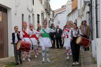 La fiesta de los Danzaores en Fregenal de la Sierra