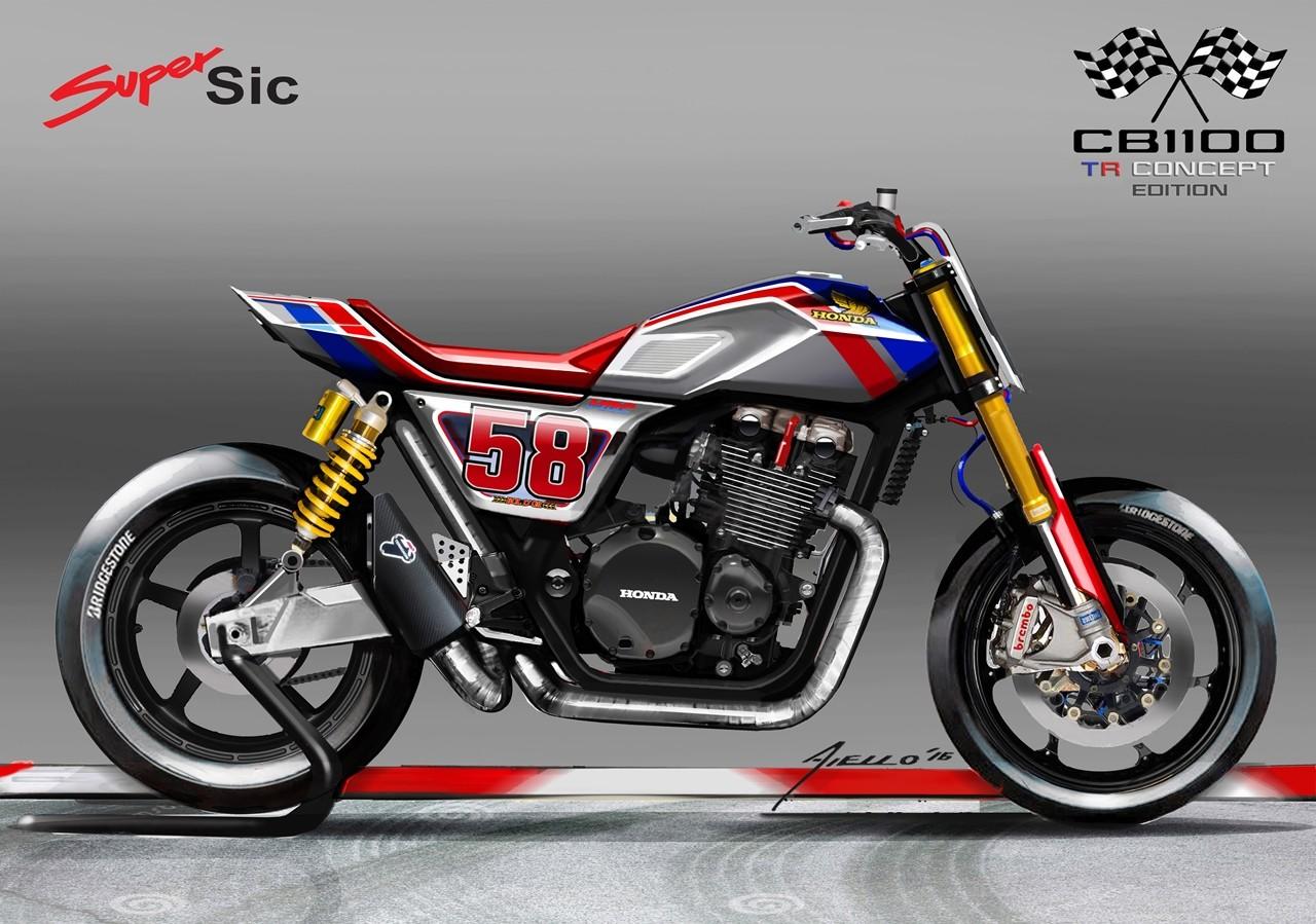 Foto de Honda CB1100 TR Concept (6/10)