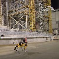 El perro robot Spot tiene un nuevo trabajo: vigilar y medir la radiación en la zona de exclusión de Chernóbil