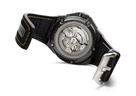 10_IWC_Ingenieur Automatic Carbon Performance_Back