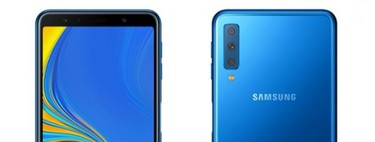 El Samsung Galaxy A7 2018 llega a España: precio y disponibilidad oficiales