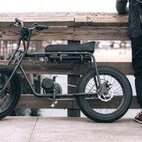 ¿Es una bici o una moto? Super 73 puede ser el vehículo eléctrico que estabas esperando