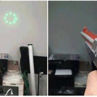 Este genio ha transformado la Zapper de la NES es una increíble pistola de rayos láser