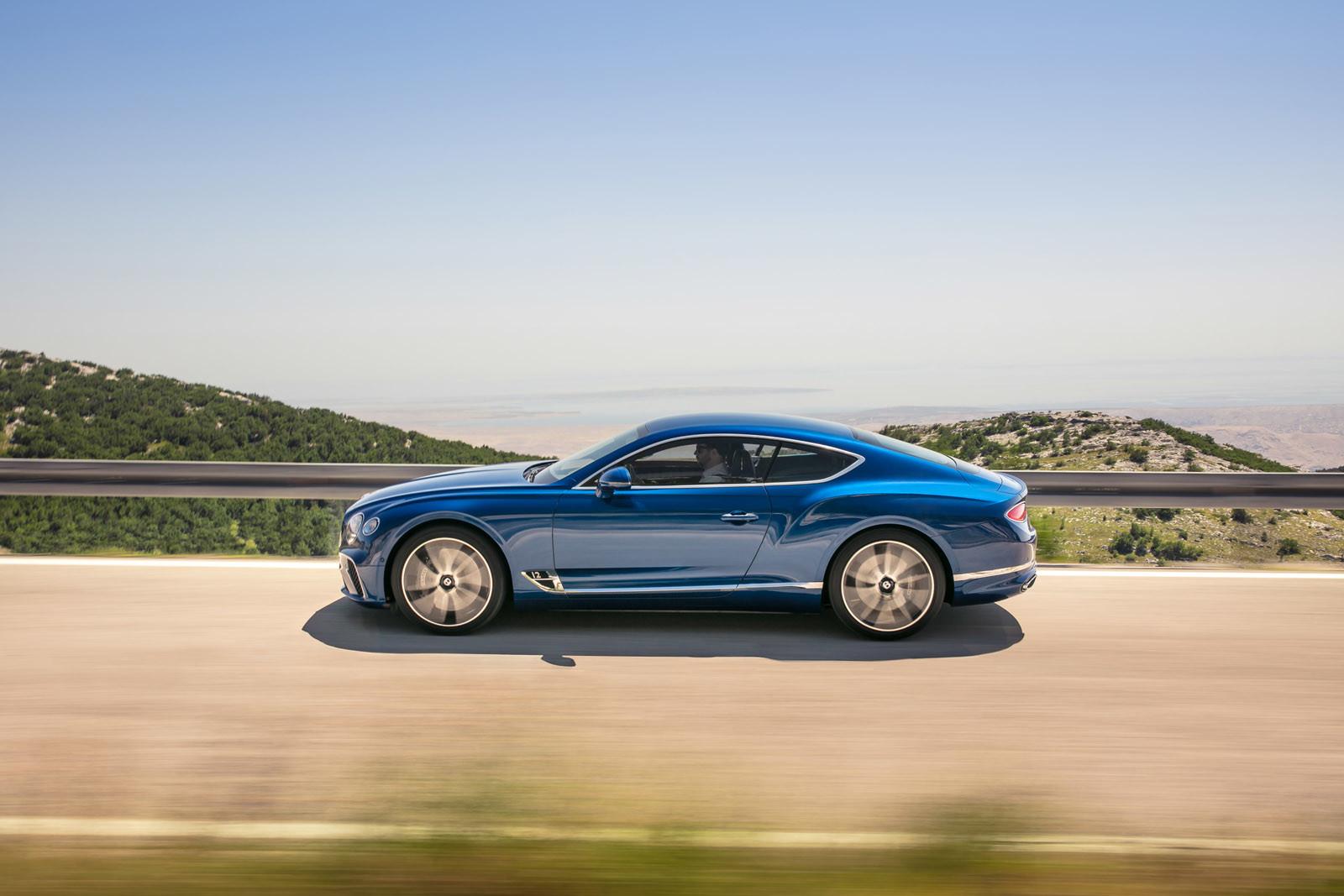 Foto de Bentley Continental GT 2018 (7/36)