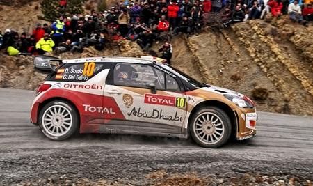 Rallye Monte-Carlo 2013: el Turini se cobra sus primeras víctimas. Dani Sordo ya es tercero