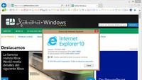 Internet Explorer 10, a fondo: Modern UI
