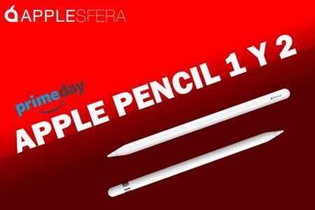 Los Apple Pencil de primera y segunda generación están de oferta por el Amazon Prime Day 2020 desde 84,99 euros