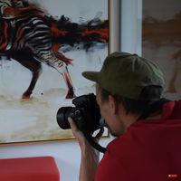 """Ideas divertidas para hacer fotos creativas y originales con elementos """"de andar por casa"""""""