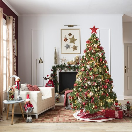 Navidad clásica Leroy Merlin
