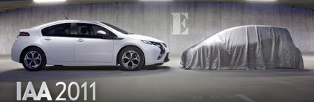 Opel prepara una sorpresa para Fráncfort