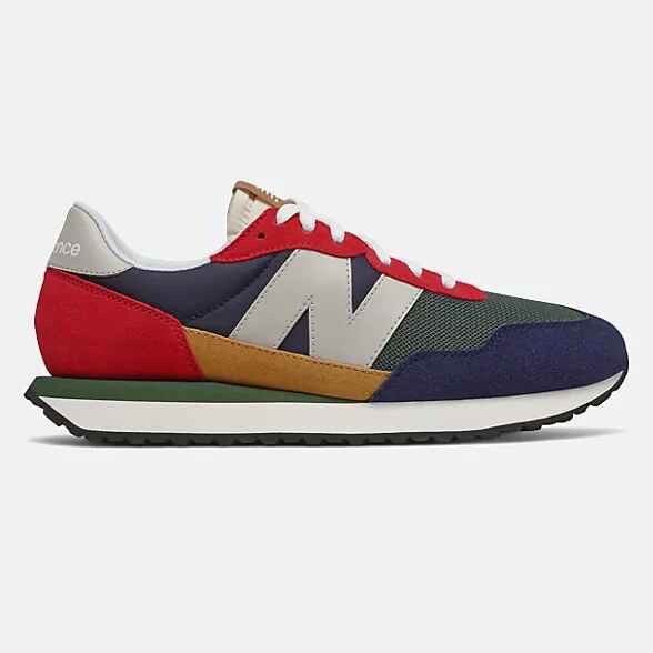 Zapatilla para hombre New Balance Team Red with Pigment