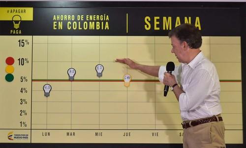 Colombia se quedó atrás a la hora de producir energía renovable